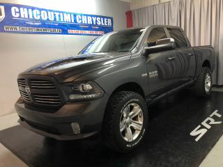 Used 2017 RAM 1500 Cabine CREW Sport for sale in Chicoutimi, QC