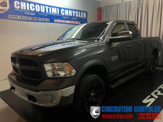 Used 2015 RAM 1500 Cabine quad 4RM,ECODIESEL Outdoorsman for sale in Chicoutimi, QC