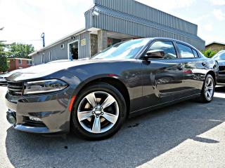 Used 2017 Dodge Charger Berline 4 portes SXT, traction arrière for sale in Repentigny, QC