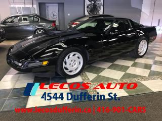 Used 1994 Chevrolet Corvette for sale in North York, ON
