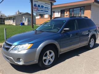 Used 2009 Subaru Outback 2.5 i for sale in L'ancienne-lorette, QC