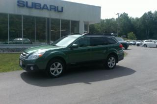 Used 2014 Subaru Outback 2.5i Touring for sale in Minden, ON