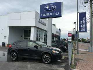Used 2014 Subaru XV Crosstrek Touring manuelle for sale in Gatineau, QC