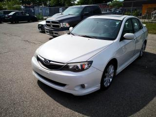 Used 2010 Subaru Impreza Sport Pkg!LEATHER!ROOF for sale in Scarborough, ON