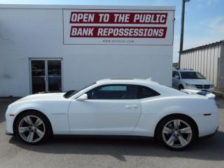 Used 2012 Chevrolet Camaro ZL1 for sale in Etobicoke, ON