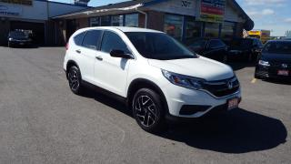 Used 2016 Honda CR-V LX/BACKUP CAMERA/BLUETOOTH/IMMACULATE$17900 for sale in Brampton, ON