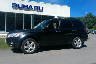 Used 2009 Subaru Forester X Limited for sale in Minden, ON