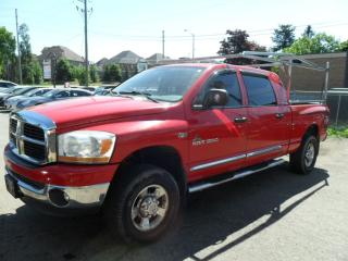 Used 2006 Dodge Ram 1500 for sale in Brampton, ON