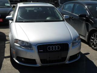 Used 2007 Audi A4 for sale in Brampton, ON