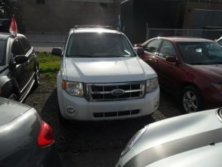 Used 2008 Ford Escape for sale in Brampton, ON