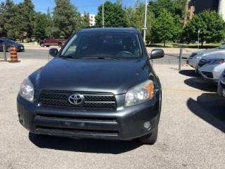 Used 2008 Toyota RAV4 Sport for sale in Scarborough, ON