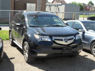 Used 2007 Acura MDX for sale in Brampton, ON