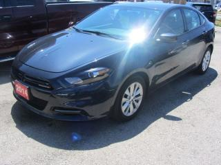 Used 2014 Dodge Dart SXT for sale in Hamilton, ON
