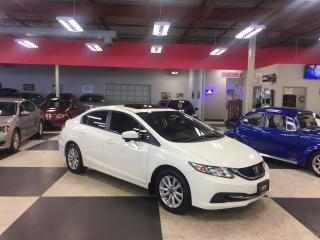 Used 2014 Honda Civic EX AUT0 A/C SUNROOF BACKUP CAMERA 105K for sale in North York, ON