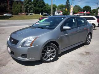 Used 2012 Nissan Sentra SE-R for sale in Whitby, ON