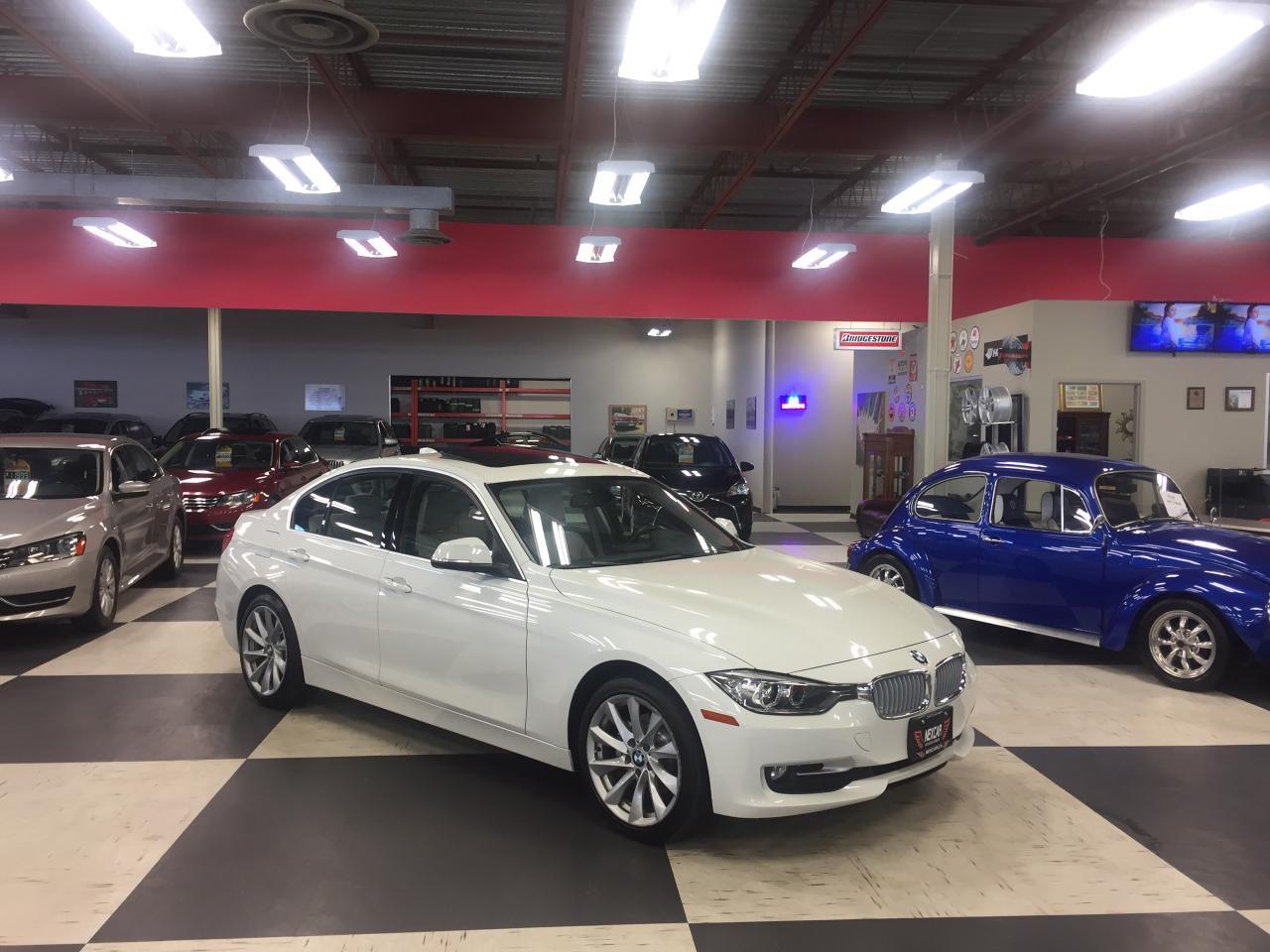 2014 BMW 320i 320I X DRIVE NAVI + LIGHTING PKG AUT0 SUNROOF 69K