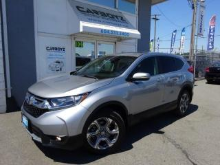 Used 2017 Honda CR-V EX AWD, Sunroof, Heated Seats, B/U Camera for sale in Langley, BC