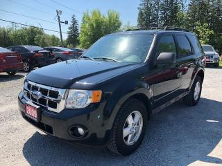 Used 2009 Ford Escape XLT LEATHER BLUETOOTH for sale in Gormley, ON