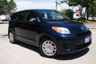 Used 2012 Scion xD for sale in Mississauga, ON