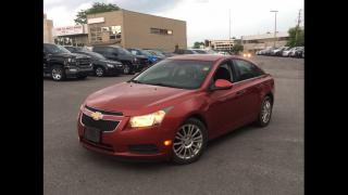 Used 2011 Chevrolet Cruze Eco w/1SA for sale in York, ON