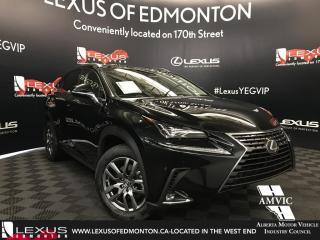 New 2018 Lexus NX 300 Luxury Package for sale in Edmonton, AB