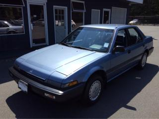 Used 1989 Honda Accord LX ONLY 16.000 KM for sale in Parksville, BC