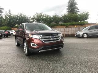 Used 2015 Ford Edge Titanium for sale in Surrey, BC