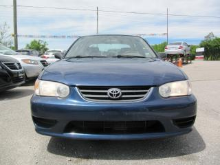 Used 2001 Toyota Corolla CE for sale in Newmarket, ON