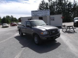 Used 2007 Ford Ranger E CAB SPORT for sale in Elmvale, ON
