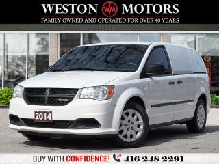 Used 2014 Dodge Ram Van CARGO*PWR GRP*SHELVING*A/C*AUX*REAR VIEW CAMERA!!* for sale in Toronto, ON