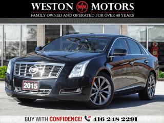 Used 2015 Cadillac XTS POWER GROUP*LEATHER*AUX*BLUETOOTH!!* for sale in Toronto, ON