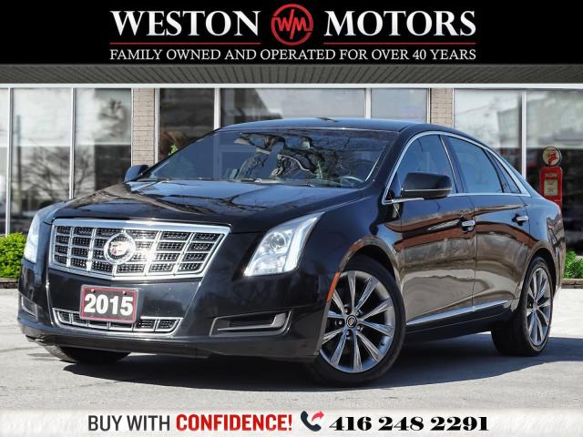2015 Cadillac XTS POWER GROUP*LEATHER*AUX*BLUETOOTH!!*