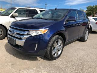 Used 2011 Ford Edge Limited for sale in Pickering, ON