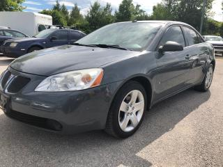Used 2009 Pontiac G6 SE for sale in Pickering, ON
