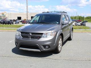 Used 2012 Dodge Journey R/T with Leather & Remote Start! for sale in Halifax, NS