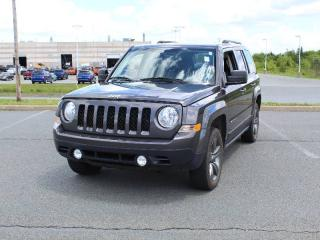 Used 2015 Jeep Patriot with Leather, Sunroof and Heated Seats! for sale in Halifax, NS