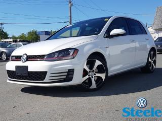 Used 2015 Volkswagen Golf GTI Autobahn - Certified, Off Lease, Tech Package for sale in Dartmouth, NS