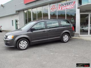 Used 2017 Dodge Grand Caravan Sxt Value Package for sale in Grenville, QC