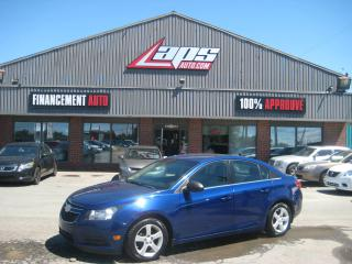 Used 2012 Chevrolet Cruze LS berline 4 portes avec 1SA for sale in Sainte-catherine, QC