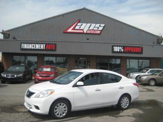 Used 2013 Nissan Versa Berline 4 portes I4, boîte automatique, for sale in Sainte-catherine, QC