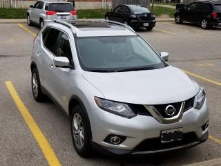 Used 2015 Nissan Rogue SL for sale in Kitchener, ON