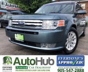 Used 2010 Ford Flex SEL-AWD-LEATHER-HEATED SEATS for sale in Hamilton, ON