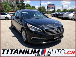 Used 2016 Hyundai Sonata GLS+Camera+Sunroof+Blind Spot & Cross Traffic Mont for sale in London, ON