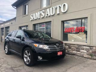 Used 2011 Toyota Venza for sale in Hamilton, ON