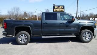 Used 2017 GMC Sierra 3500 SLE for sale in Omemee, ON