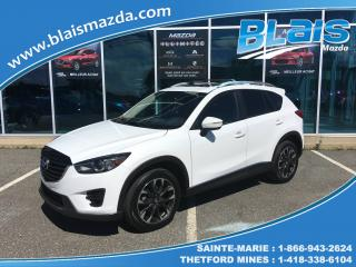 Used 2016 Mazda CX-5 GT AWD for sale in Sainte-marie, QC