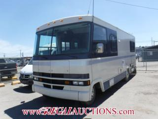 Used 1989 Fleetwood FLAIR N24  CLASS A MOTORHOME for sale in Calgary, AB