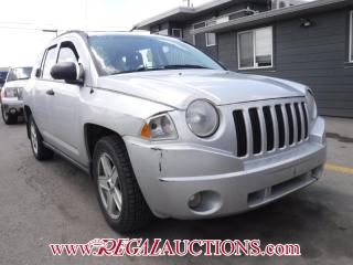 Used 2008 Jeep Compass 4D Utility 4WD for sale in Calgary, AB