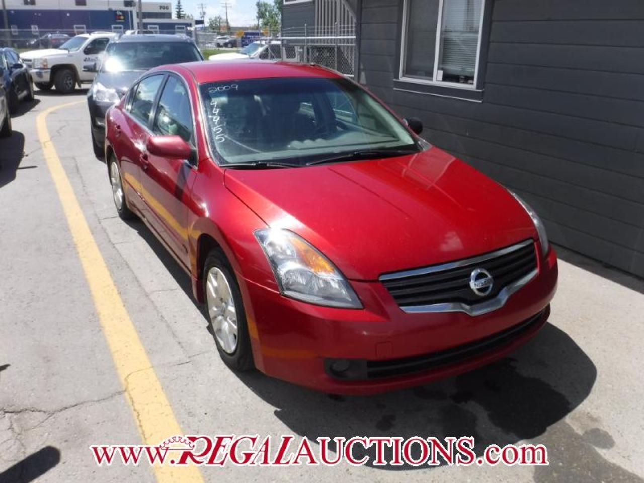 2009 Nissan ALTIMA  4D SEDAN