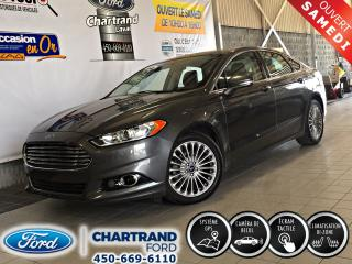 Used 2015 Ford Fusion FORD FUSION Titanium AWD 2015 for sale in Laval, QC